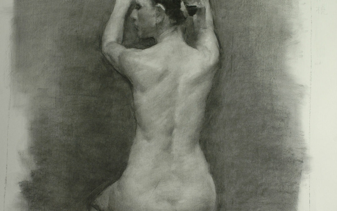 Figure drawing (charcoal) – a step-by-step guide