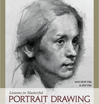 portrait life drawing book