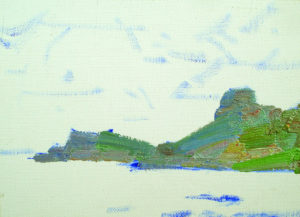Yim Mau-Kun plein air landscape