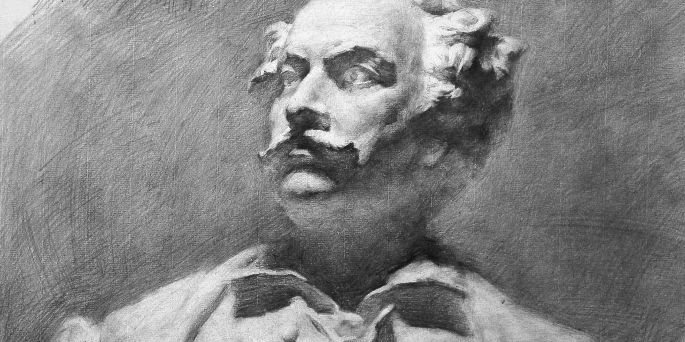 Why did I spend 48 hours on a classical bust study – the role of classical bust study in drawing