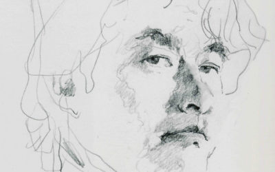 How to sketch a subject in action – tips from decades of sketching
