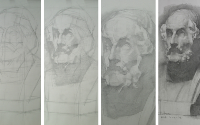 How to do classical bust study – a step-by-step guide