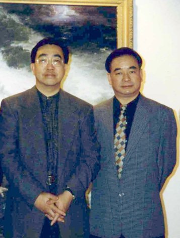 Chen Yifei and Me